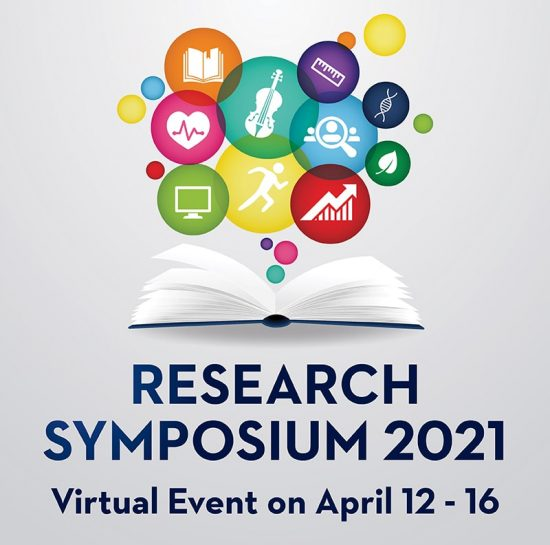 research symposium 2021 virtual event on april 12 - 16