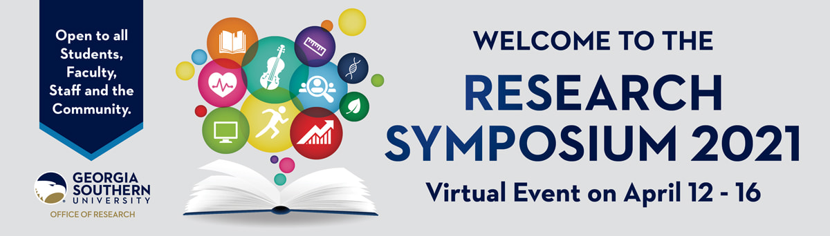Welcome to the Research Symposium 2021 virtual event on april 12 - 16 open to all students, faculty, staff, and the community